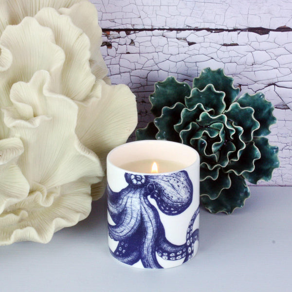 Storm Brewing Candle -Accessories- Cream Cornwall