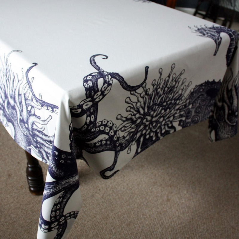 Tablecloth -Kitchen & Dining- Cream Cornwall