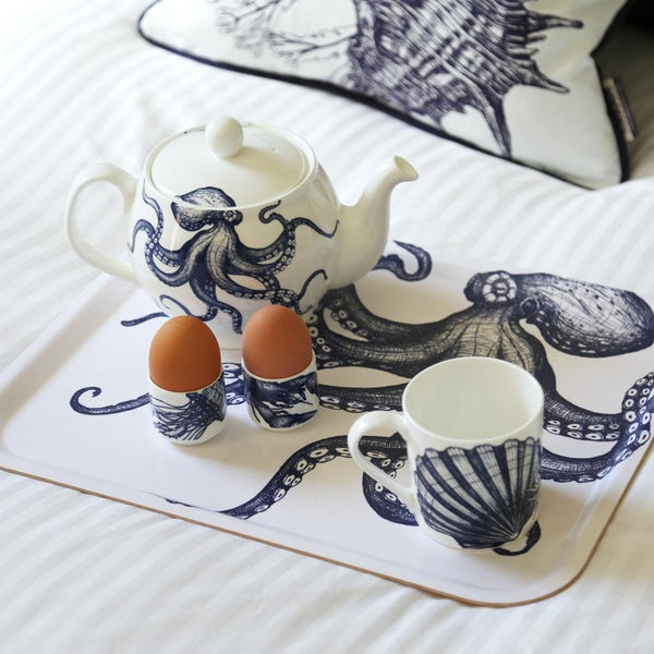 Octopus Tray -Kitchen & Dining- Cream Cornwall