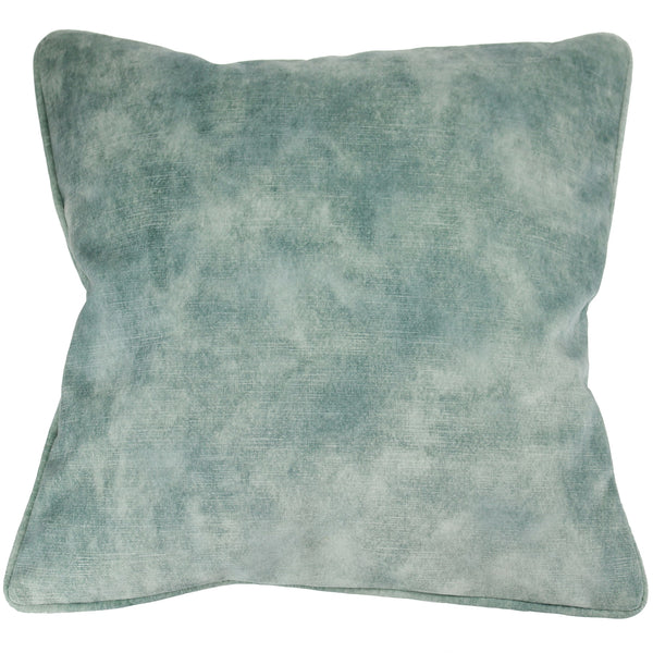 Velvet Cushion Cover - Sea Glass -Homeware- Cream Cornwall