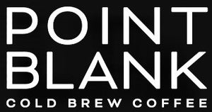 Point Blank Cold Brew Canada