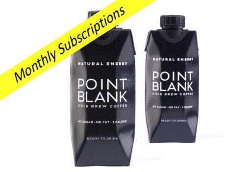 12 X 330 ml Ready to Drink Bottle - Monthly Subscriptions