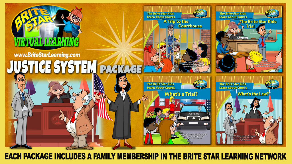 Legal Issues and a Free Membership in the Brite Star Learning Network