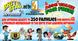 Brite Star Learning Network Family Grants