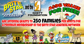 Brite Star Christian Academy Family Grants
