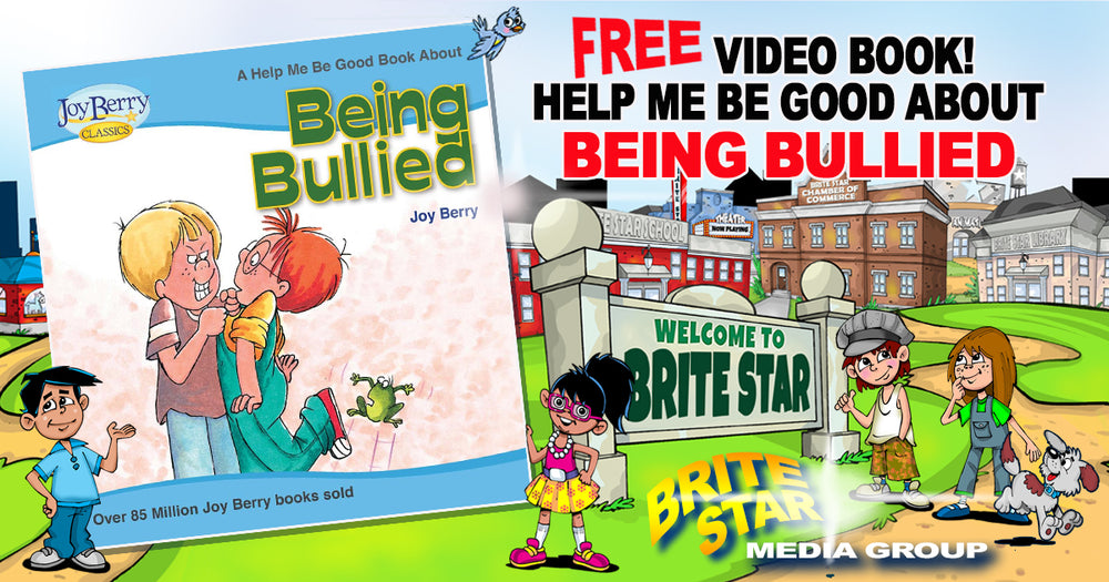 Free Help Me Be Good Being Bullied Video Book