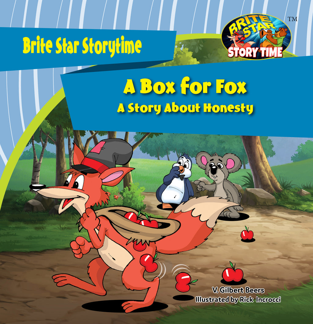 A Box for Fox—A Story About Honesty