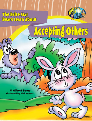 The Brite Star Bears Learn About Accepting Others