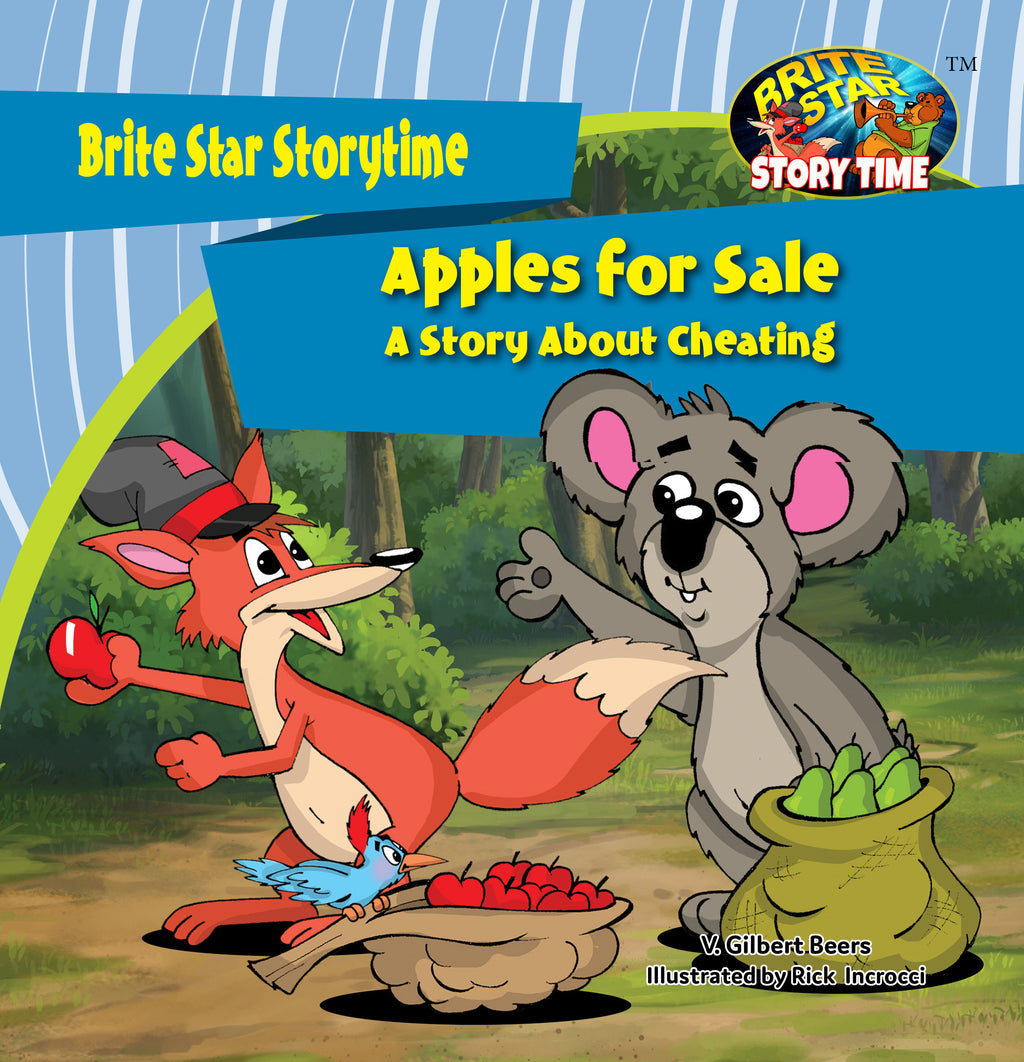 Apples for Sale—A Story About Cheating