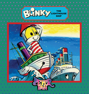 Blinky the Lighthouse Ship Book with Audio Read-Along and FREE Membership in the Brite Star Learning Network