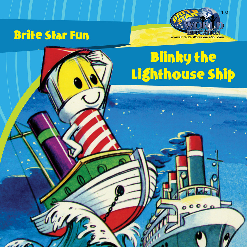 Blinky the Lighthouse Ship