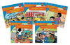 All 5 of the Bus Bunch Books PLUS One Year Membership in the Brite Star Socrates Learning Network