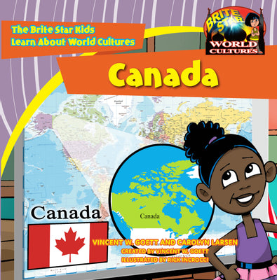 The Brite Star Kids Learn About Canada