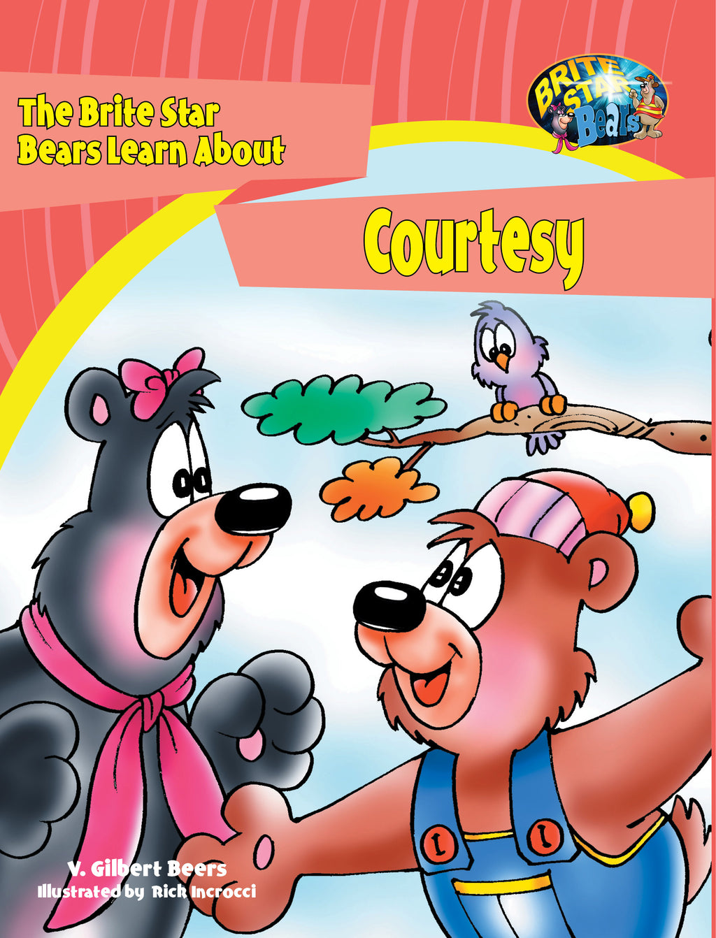 The Bears of Brite Star Learn About Courtesy