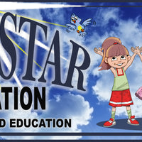 $25,000 for the Brite Star Foundation Book Drive