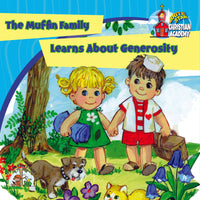 The Muffin Family Learns About Generosity