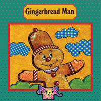 The Gingerbread Man Audio Read-Along