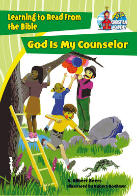 God Is My Counselor plus FREE Membership in the Brite Star Learning Network
