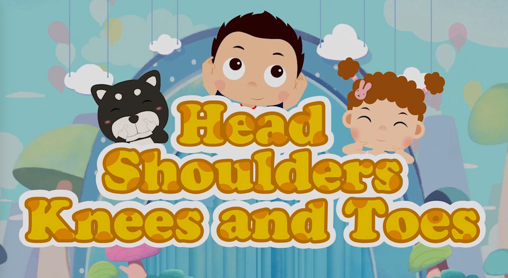 Head Shoulder Knees and Toes