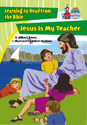 Jesus Is My Teacher plus FREE Membership in the Brite Star Learning Network