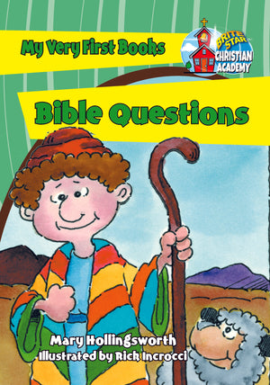 My Very First Book of Bible Questions