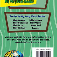 My Very First Book of Bible Lessons