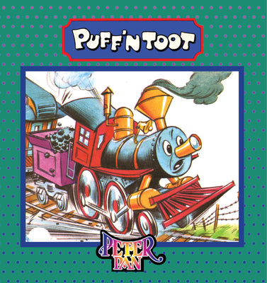 Puff 'n Toot Book With Audio Read-Along plus FREE Membership in the Brite Star Learning Network