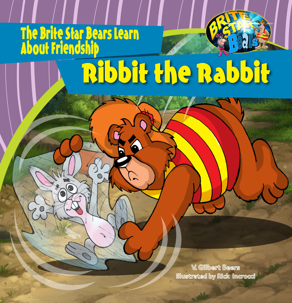 Ribbit the Rabbit—A Story About Friendship