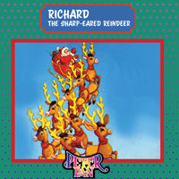 Richard the Sharp-Eared Reindeer