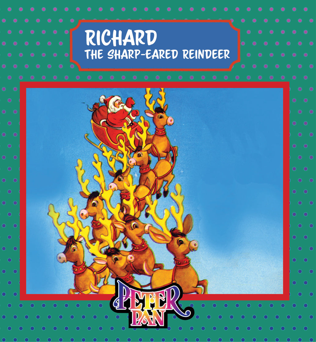 Richard the Sharp-Eared Reindeer Video