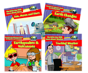 Science Is Fun Package and a Free Membership in the Brite Star Learning Network