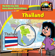 The Brite Star Kids Learn About Thailand