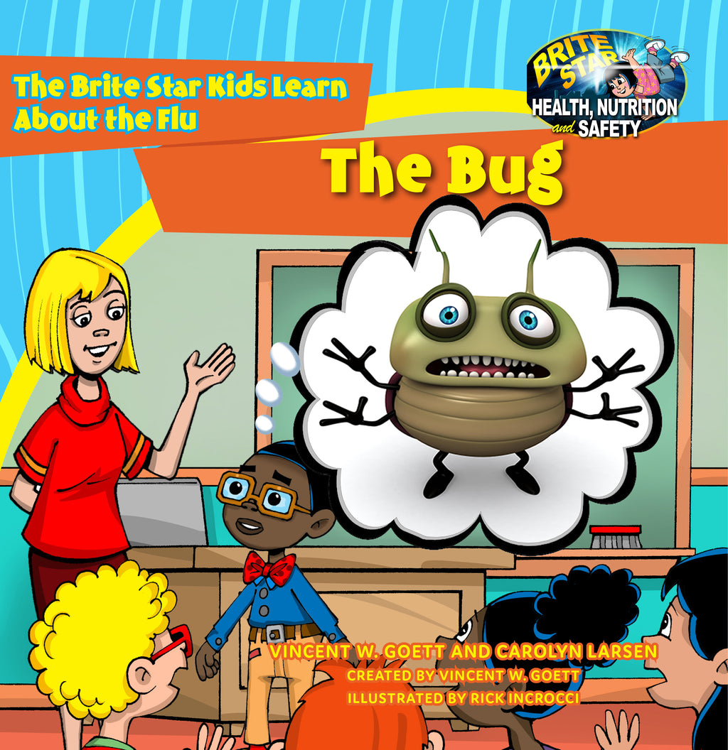The Bug — FREE EPUB with Sound