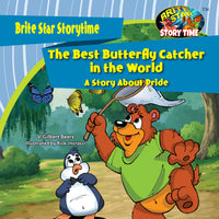 The Best Butterfly Catcher in the World