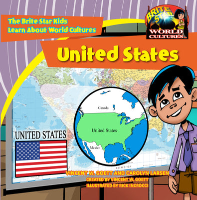 The Brite Star Kids Learn About the United States