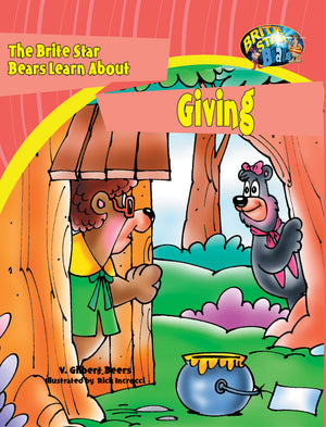 The Bears of Brite Star Learn About Giving