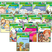 Learning to Read Complete Set PLUS One Year FREE Membership in the Brite Star Socrates Learning Network.