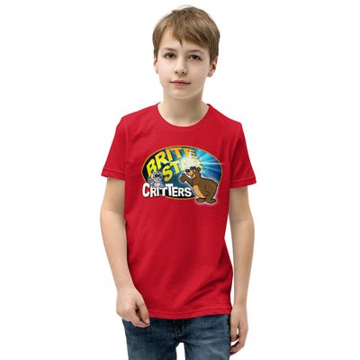 Brite Star Critters - Youth Short Sleeve T-Shirt