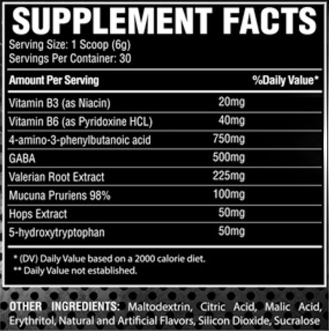 SLR SUPPLEMENTS REST UP R.E.M SLEEP AGENT