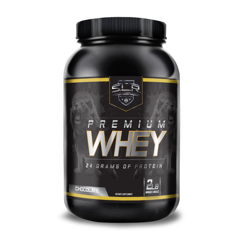 SLR SUPPLEMENTS PREMIUM 100% WHEY PROTEIN