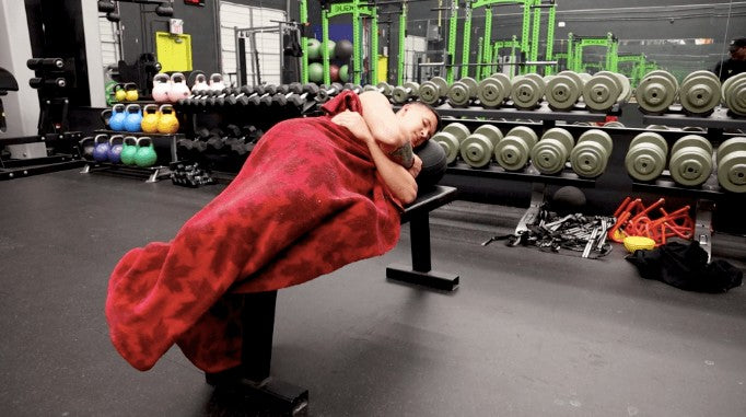 Why Improving your sleep will drastically boost your muscle gains.