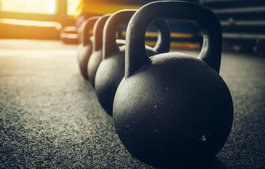 14 Reasons to Train with Kettlebells