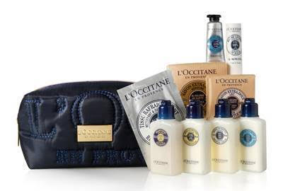 L'Occitane Shea Butter Bath & Body Kit