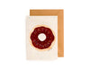 Scratch and Sniff Card - Happy Birthday Sprinkled Donut