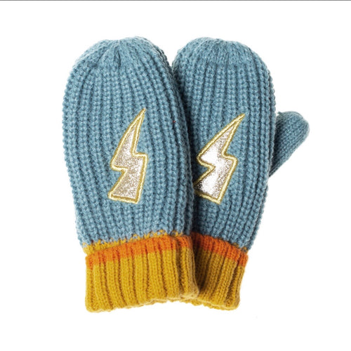 Lightning Flash Mittens