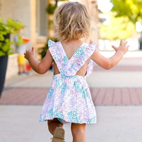 Infant Criss Cross Dress