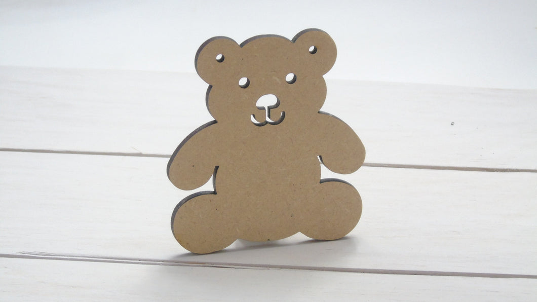 Teddy 4cm to 12cm (Packs Of 10)