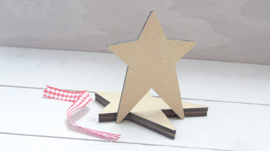 Star Sloppy 4cm -12cm (Packs Of 10)