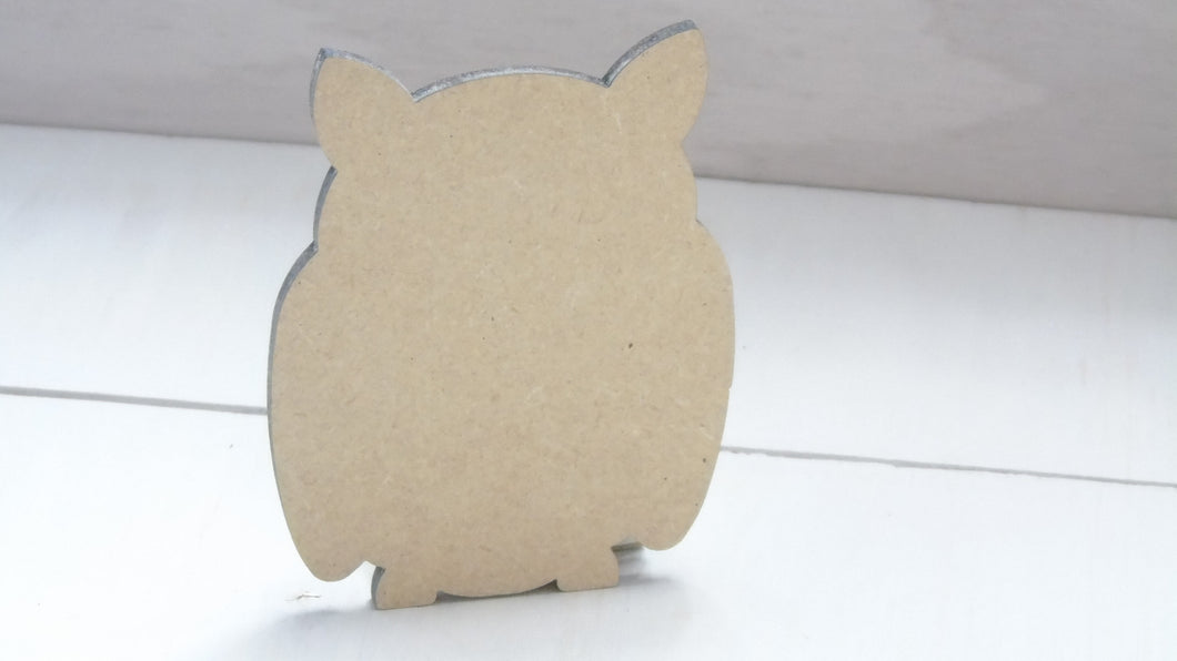 Owl 2cm  (Packs of 25)