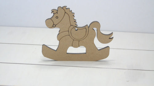 Rocking Horse  4cm to 12cm (Packs Of 10)